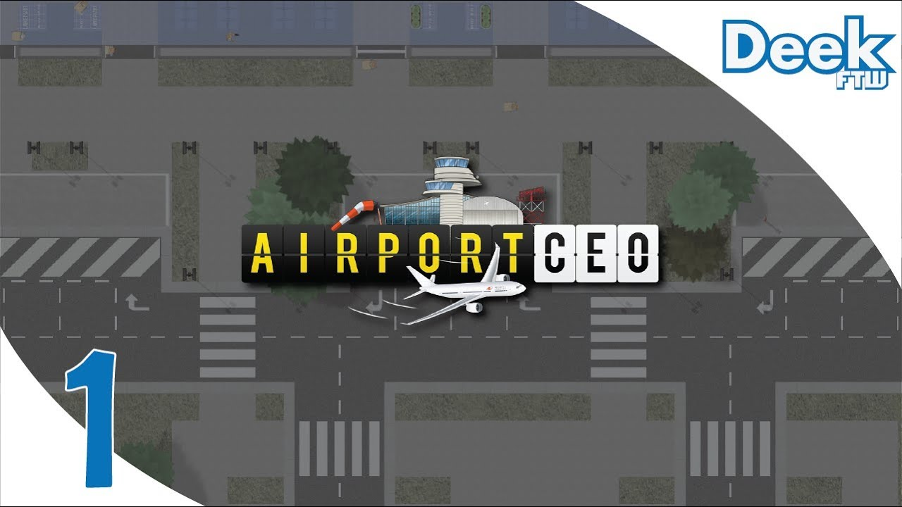 game airport ceo