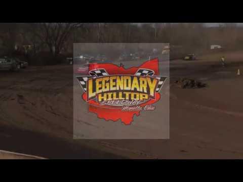 Legendary Hilltop Speedway Video Footage  3-31-18