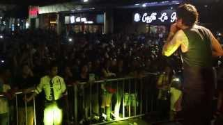 Slapshock Live @ CABANATUAN CITY \m/