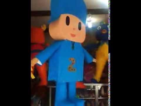 POCOYO- PIÑATAS MODERNAS - YouTube