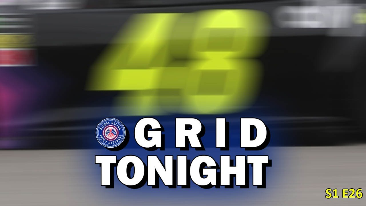 GRID Tonight: The 48, and maybe the 25, or 5 car? NASCAR 2021