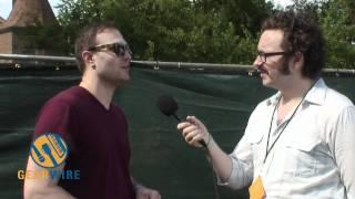 Sun Airway Interview From Pitchfork Music Festival 2011: John Barthmus Enjoys Himself Some Ableton L