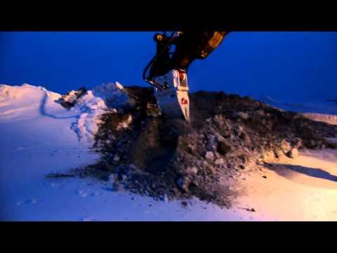 Testate fresanti TF 2000 Simex al lavoro a North Slope, ALASKA - USA