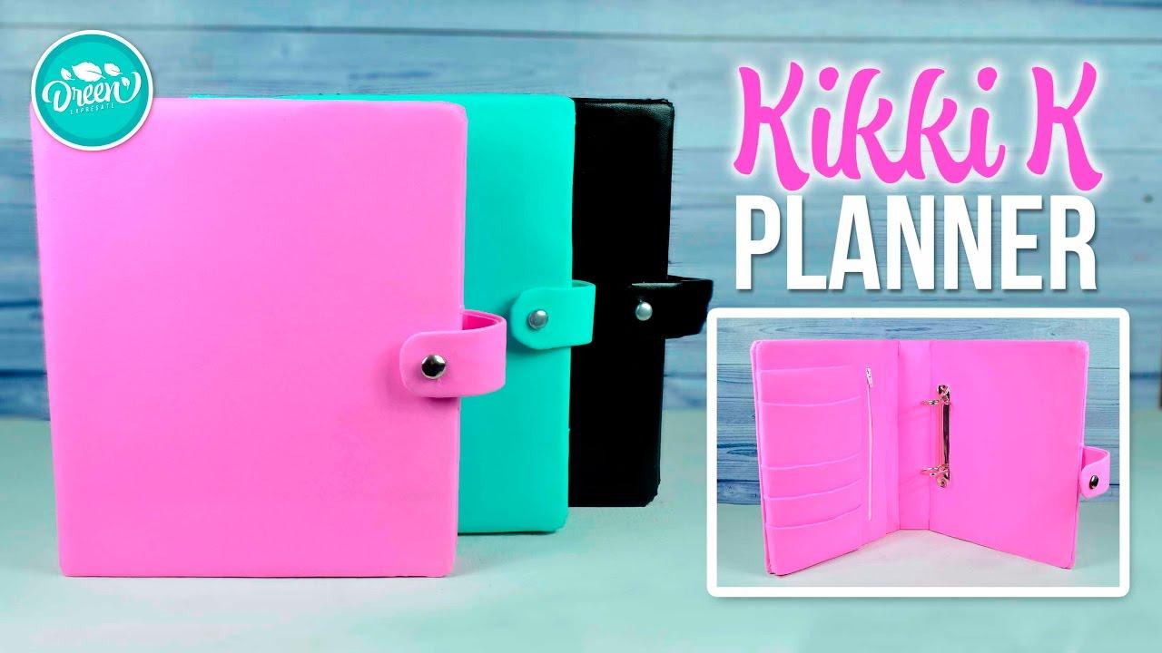 Célèbre DIY KIKKI K PLANNER - DIY AGENDA 2017 | DREEN - YouTube SA08