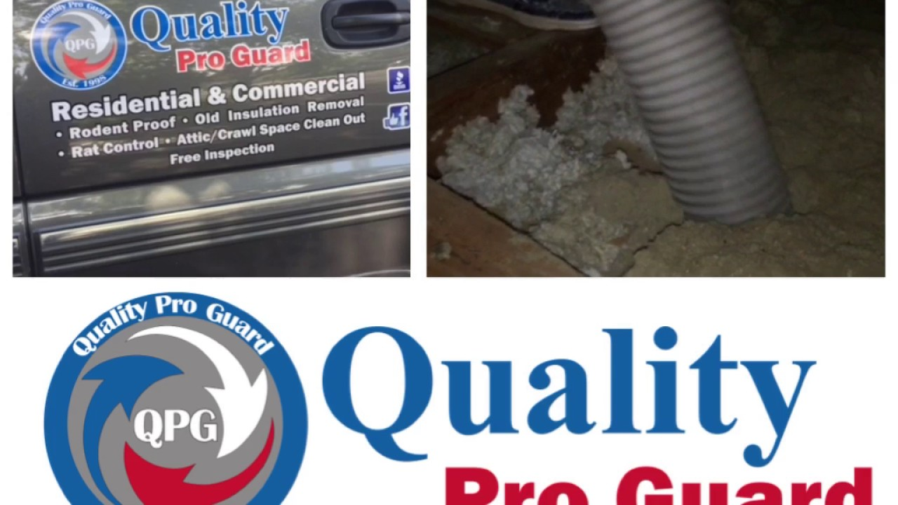 Rodent Proofers Quality Pro Guard Costa County California