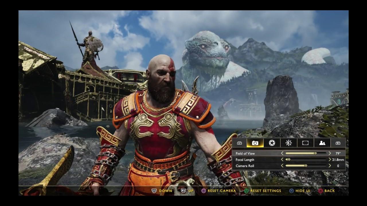God of War - Ares Armor - Rage Fiend Build Setup
