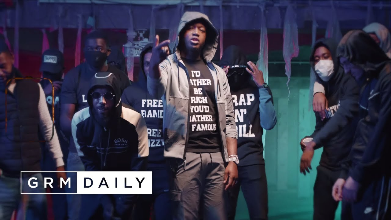 GWOLLA 36 x MOOKIE B - TRAP 'n' DRILL [Music Video] | GRM Daily