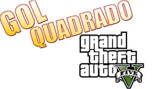 CARROS BRASILEIROS NO GTA V ?? PRIMEIRO CARRO ANUNCIADO (GOL QUADRADO) - (GTA V Gameplay)
