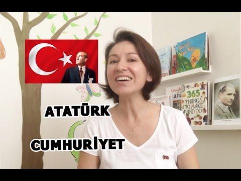 Atatürk - Cumhuriyet Çocuk Şarkıları