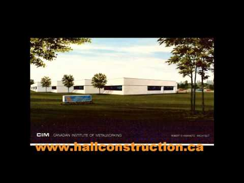 Hall Construction Inc. Commercial Video 2010