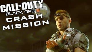 CRASH story mission (COD Black ops 4 Mini Campaign)