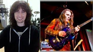 British Guitarist 'reacts' To Frank Marino WITH Frank Marino!!!