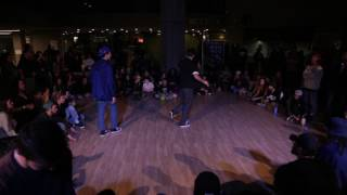 MAKE YOUR MOVE 2017 - FINALE POPPING - MICKYBOO VS CRUZITO