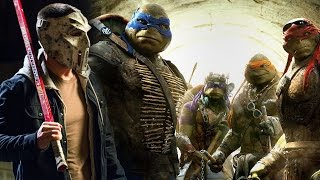 TMNT 2 (2016) Trailer with Baltimora - Tarzan Boy