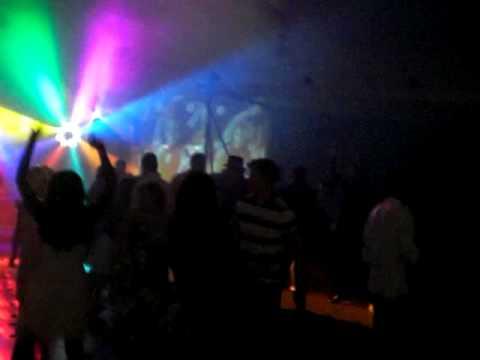 The grad teen night club