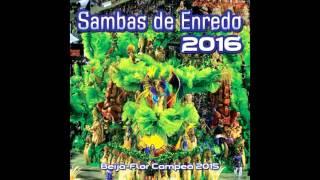 10 - Samba-Enredo Estação Primeira de Mangueira - Carnaval 2016