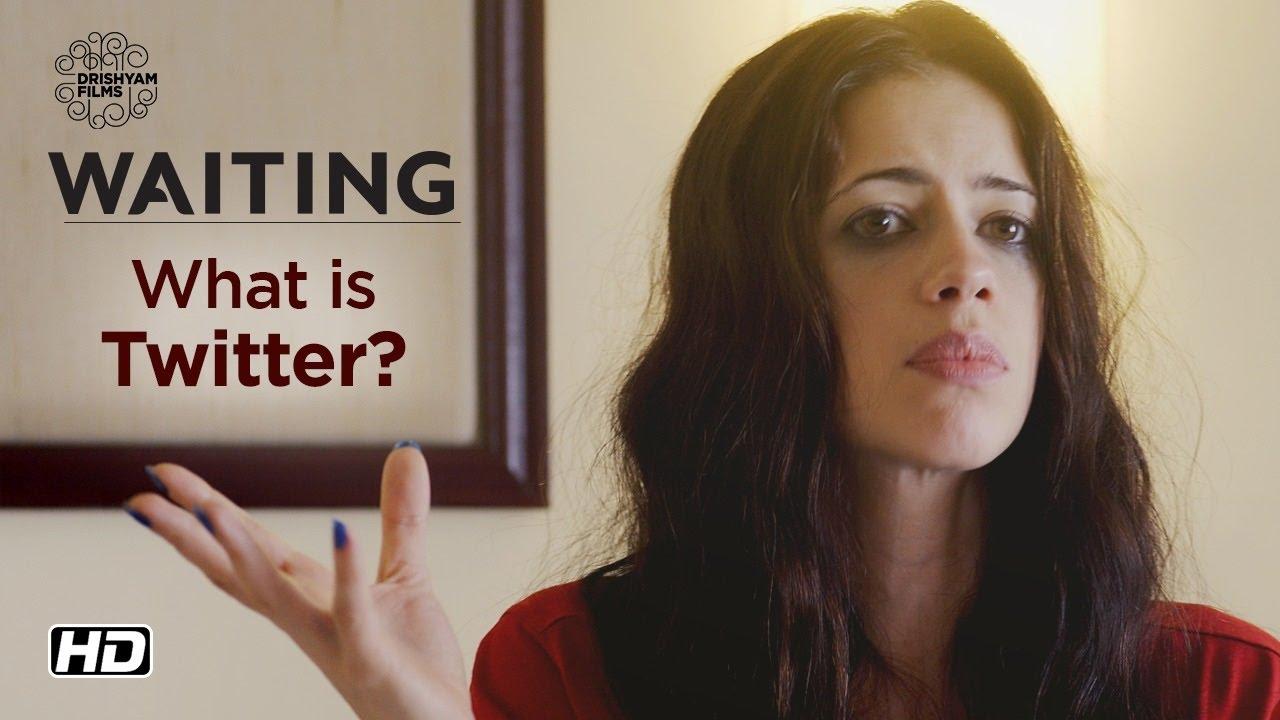 Download WAITING | What Is Twitter? | Now On DVD | Naseeruddin Shah, Kalki Koechlin