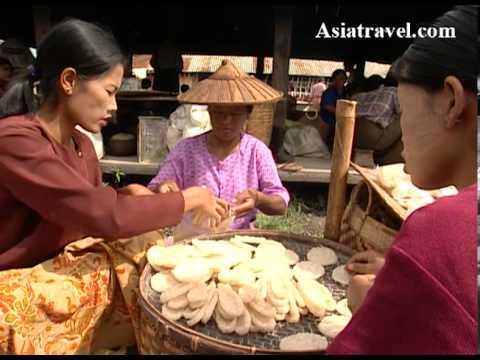 Nam Pan Market, Myanmar by Asiatravel.com