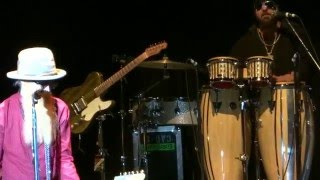 Billy Gibbons & The BFGs Live 2015 =] Whole Lotta Love [= Cullen Center, Houston, Tx - 12/3