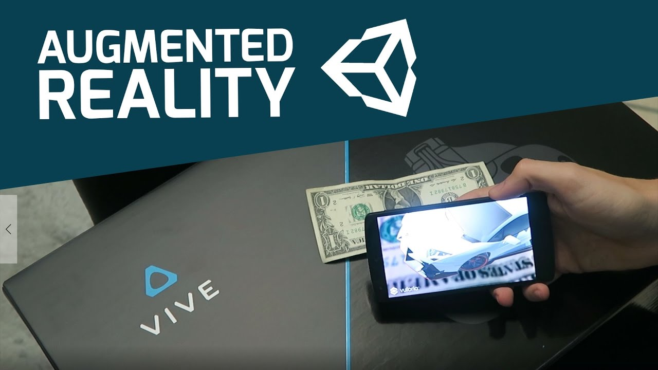 how to develop augmented reality application for android