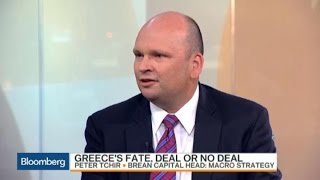 Greece and Eurogroup Will Come to a Temporary Deal: Tchir
