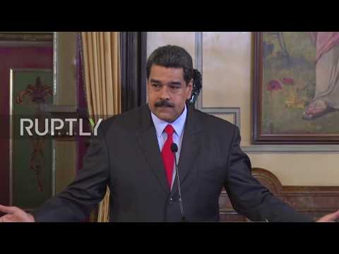 Venezuela: 'Come rain or shine' - Maduro vows to attend Summit of the Americas