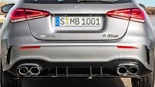 Mercedes A 45 AMG 2019 – Design, Interior, Test Drive