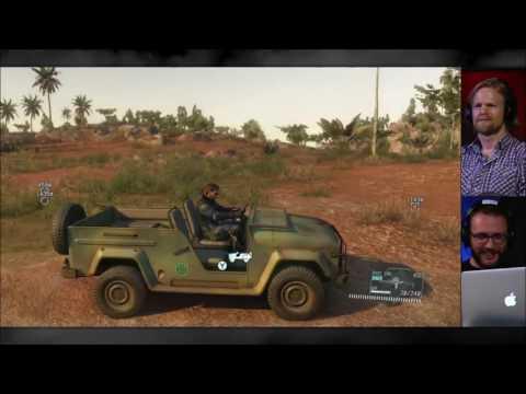Metal Gear Scanlon V The Finale - Dan is a monster