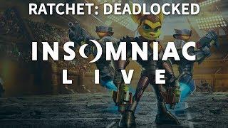 Insomniac Live - Ratchet: Deadlocked