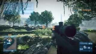 Battlefield 3 PC Petite partie pour débuter !