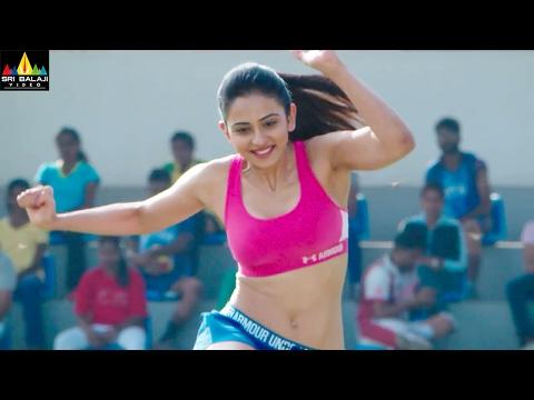 Winner Trailer   Latest Telugu Trailers 2017   Sai Dharam Tej, Rakul Preet   Sri Balaji Video