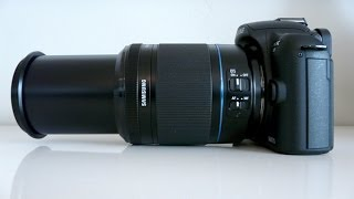 Samsung 50 - 200 mm F4 - 5,6 ED OIS III T50200CSB Unboxing