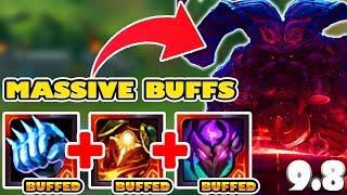 MASSIVE ORNN BUFFS ON 3 CORE ITEMS?! ABUSE ORNN WHILE YOU CAN! - League of Legends