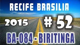 VOLTA RECIFE BRASILIA - P-52 BIRITINGA