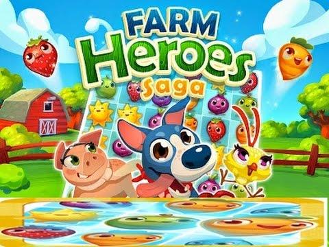 Como ter vidas e booster infinitos no jogo Farm Heroes Saga