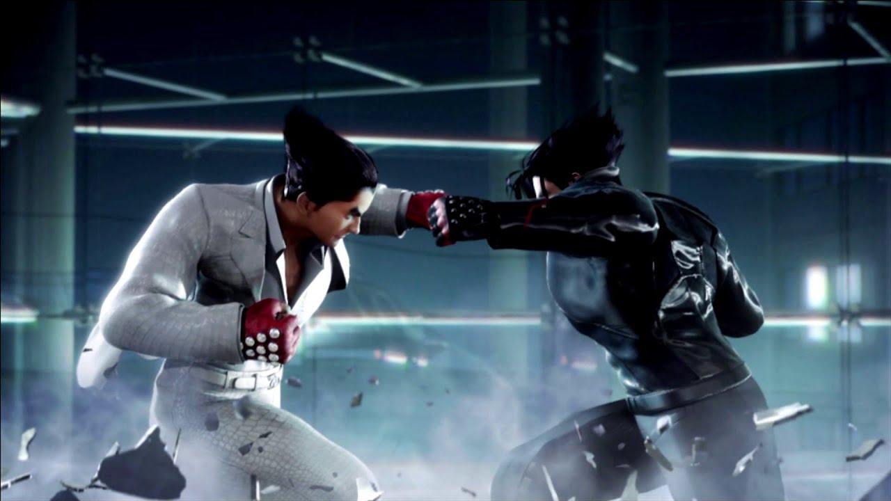 Tekken 6 Jin vs Kazuya