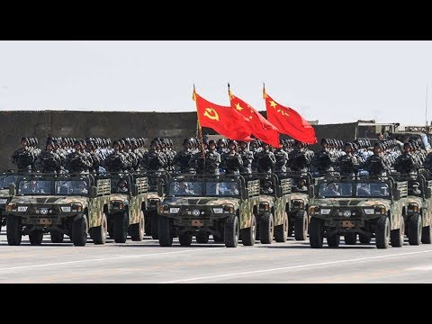China's peaceful rise doesn't mean no real war