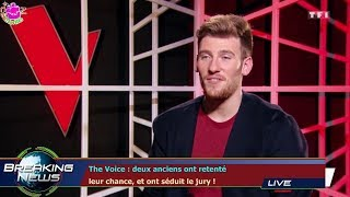 The Voice : deux anciens ont retenté  leur chance, et ont séduit le jury !