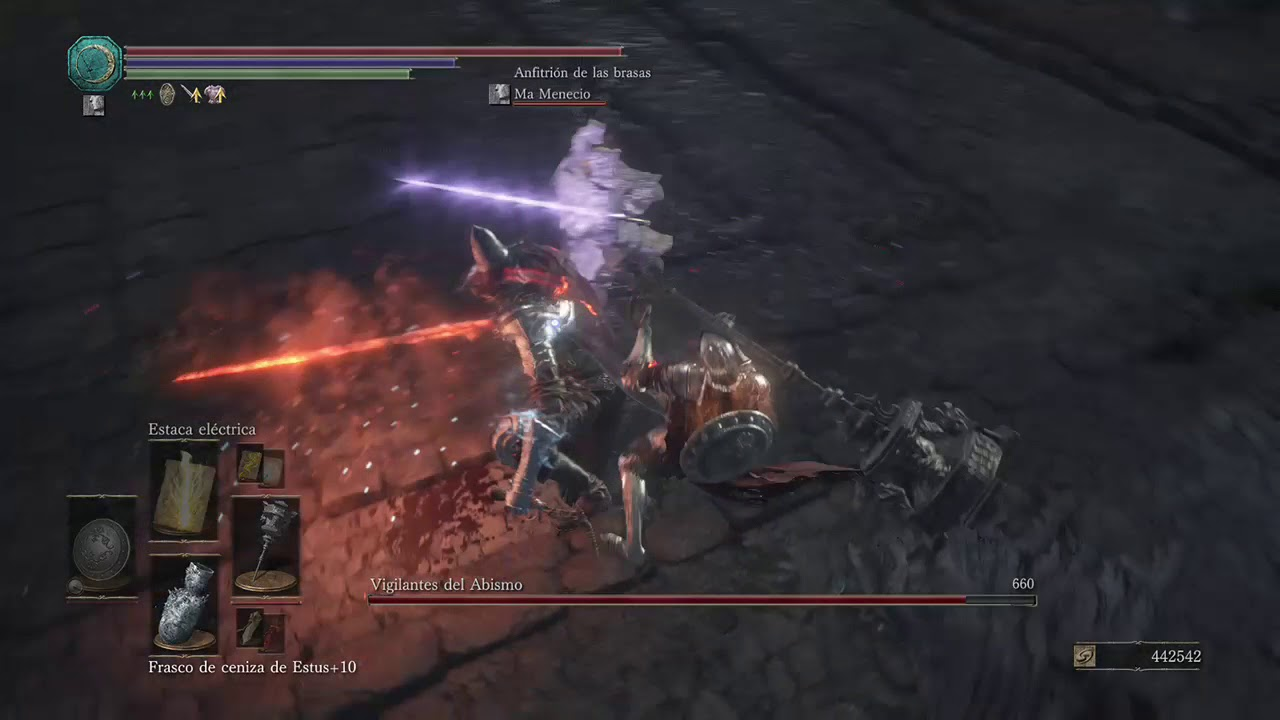 Young Teen Abyss Watcher Anal Threesome (+18) Part 2 | DARK SOULS 3
