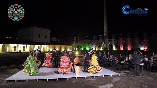 Mexican Folk Dance - Popurrí Jalisco Fiesta Mexicana - Vidanza y Banda Municipal de Córdoba