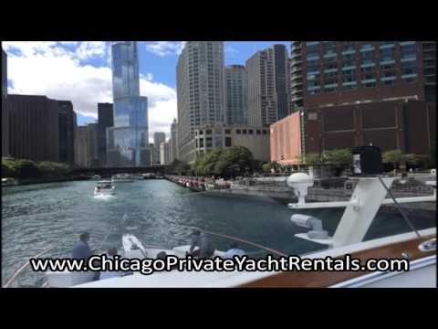 Chicago Yacht Rental Party