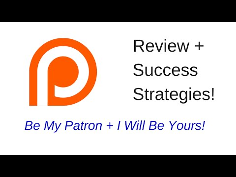 Patreon Review: Great for a few, Challenging to Start and Grow at Patreon.com