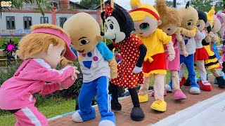Download lagu Badut Lucu TikTok Spongebob Badut Upin Ipin Badut Mampang Badut LoL Badut Mickey Mouse Sizhuka Masha