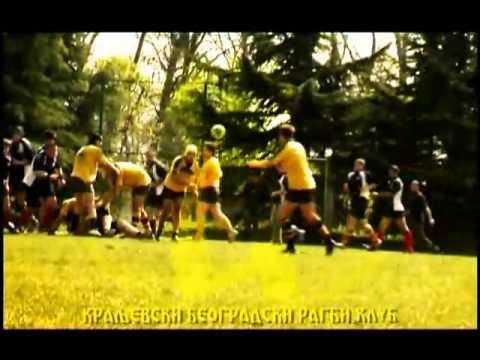 Kraljevski Beogradski Ragbi Klub 25 godina
