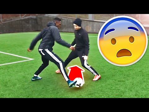 How To Humiliate Your Defender - TOP 5 Amazing Football Skills