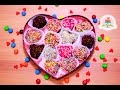 Trufas En Minutos Para San ValentÍn | Mis Pastelitos Kids video