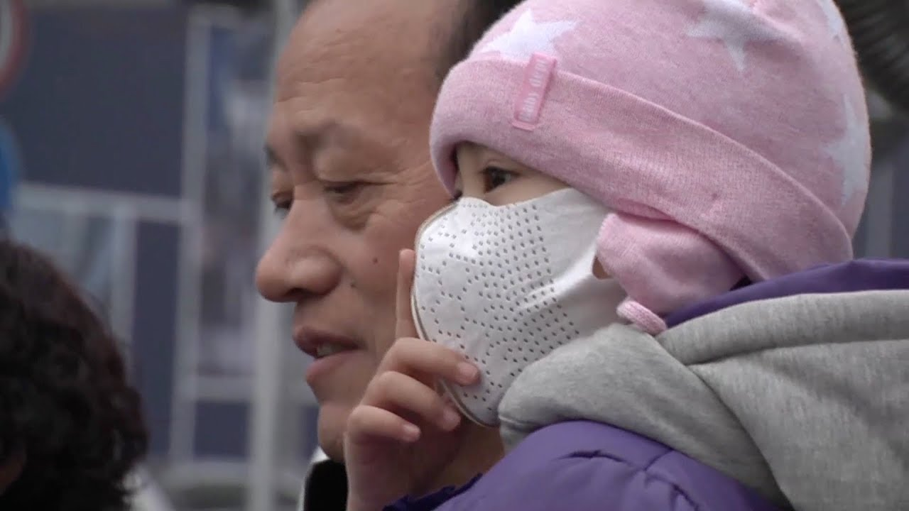 Little Things Matter Exposes Big Threat To Childrens Health News >> More Than 90 Of The World S Children Breathe Toxic Air