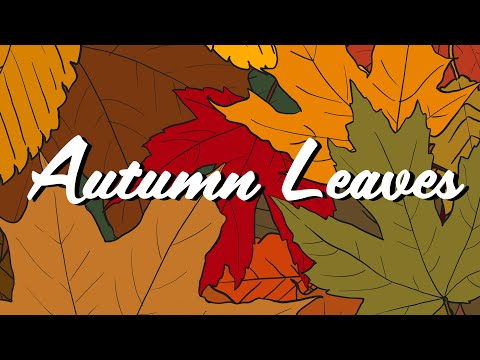 Jazzy Beats 🍂 Autumn Leaves  - Lofi Hip Hop Jazz Music to Relax, Study, Work and Chill
