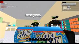 Roblox - Oxi Clean commercial