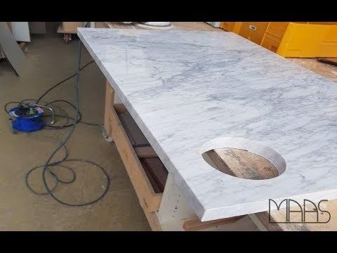 Hamburg Bianco Carrara